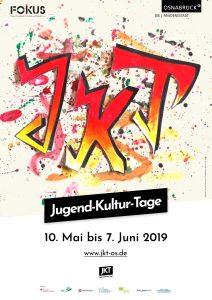 Das Plakat der Jugend-Kultur-Tage 2019 in Osnabrück