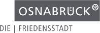 Logo der Stadt Osnabrück Die Friedensstadt