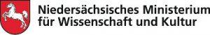 Logo MWK Ministerium für Wissenschaft und Kultur Niedersachsen