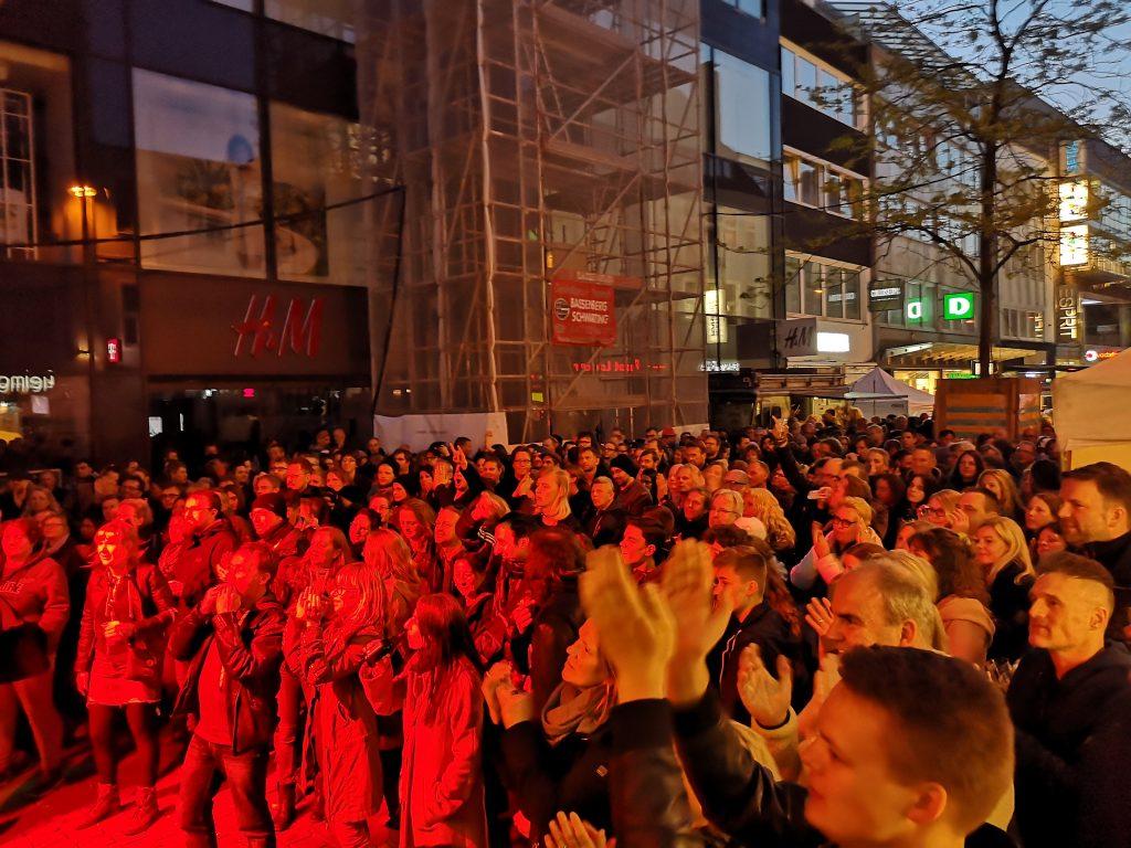 Jugend Kultur Tage auf der Maiwoche 2019 in Osnabrück